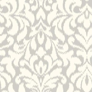 Candice Olson Shimmering Details Dark Metallic Whisper Wallpaper