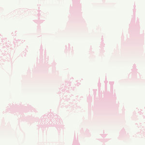 Walt Disney Kids Scenic Princess toile