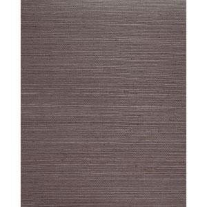 Candice Olson Natural Splendor Plain Sisals Lavender Wallpaper