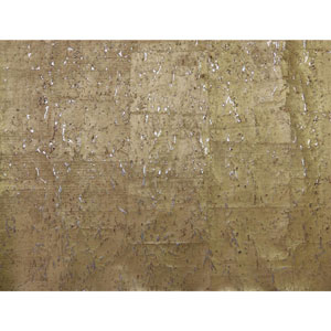 Candice Olson Natural Splendor Cork Gold Wallpaper