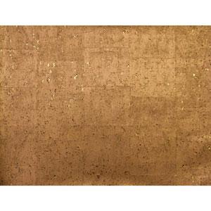 Candice Olson Natural Splendor Cork Copper Wallpaper