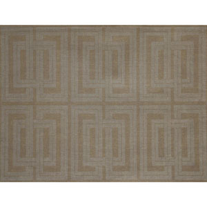 Candice Olson Natural Splendor Quad Gray and Gold Wallpaper
