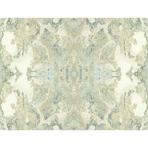 Modern Luxe Multicolor Inner Beauty Wallpaper
