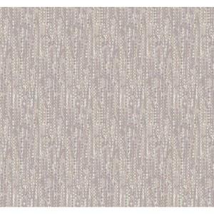 Modern Luxe Light Grey and Medium Grey Vibe Wallpaper