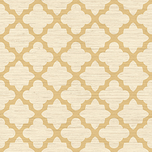 Dwell Studio Casablanca Beige Wallpaper