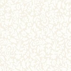 Dwell Studio Oaxaca White and Off Whites Wallpaper