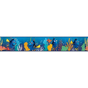 Disney Kids III Disney Pixar Finding Dory Border