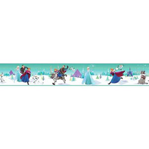 Disney Kids III Disney Frozen Fun Border