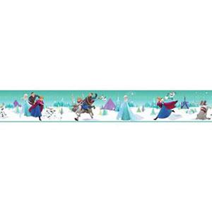 Disney Kids III Disney Frozen Fun Border