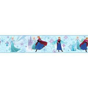 Disney Kids III Disney Frozen Sisters Border