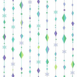 Disney Kids III Disney Frozen Snowflake Diamond Wallpaper