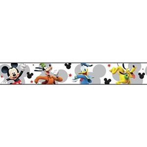 Disney Kids III Disney Mickey Mouse and Friends Border