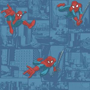 Disney Kids III Marvel Ultimate Spiderman Comic Wallpaper