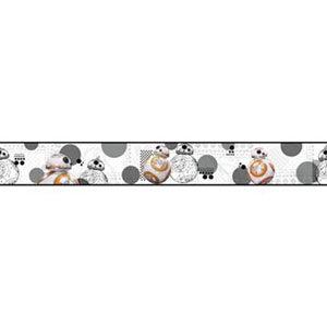 Disney Kids III Star Wars BB8 Border