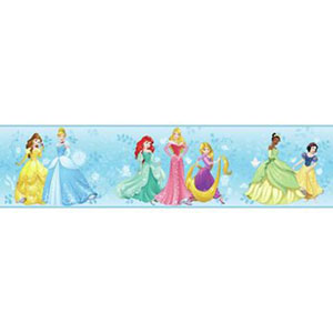 Disney Kids III Disney Princess Border