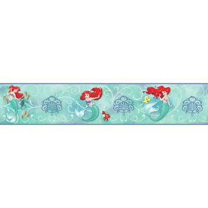 Disney Kids III Disney The Little Mermaid Border