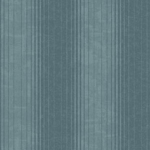 Carey Lind Vibe Ombre Stripe Dusty Teal and Deep Teal Wallpaper