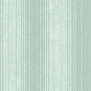 Carey Lind Vibe Ombre Stripe Aquamarine Mist and Aqua Wallpaper