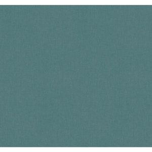 Carey Lind Modern Shapes Teal Mesh Texture Wallpaper