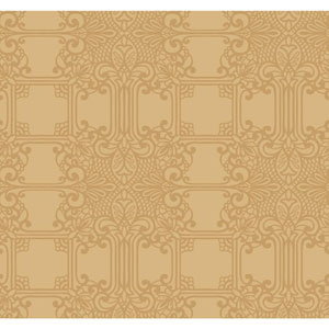 Ronald Redding 18 Karat II Gold The Plaza Wallpaper