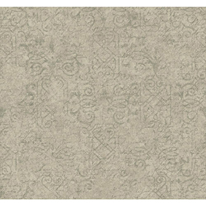 Waverly Cottage Spale Grey, Soft Silver and Graphite Grey Pen Pal Wallpaper