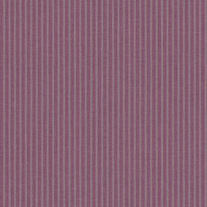Waverly Cottage Deep Amethyst and Grey Highwire Stripe Wallpaper