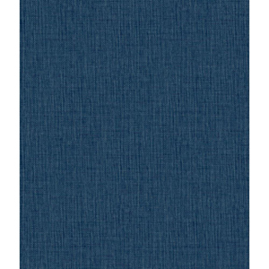 Waverly Cottage Ink Blue Sweet Grass Wallpaper