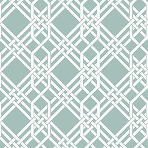 Florence Broadhurst Jade Pagoda Wallpaper