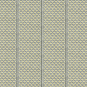 Florence Broadhurst Gold Japanese Panels Wallpaper