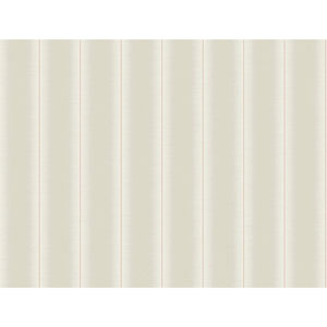 Filigree Luminous Stripe Beige Wallpaper
