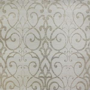 Filigree  Trellis Grey Wallpaper
