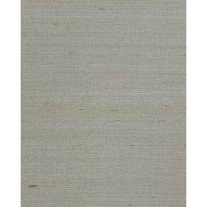 Filigree Elegance Weave Grey Wallpaper
