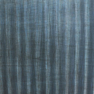 Filigree Translucent Ombre Blue Wallpaper