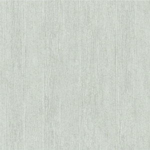 English Hills Pale Grey and Taupe Bead Board Wallpaper