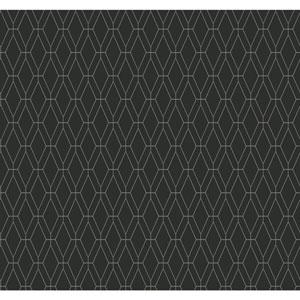 York Wallcoverings Ashford Geometrics Beige And Cream