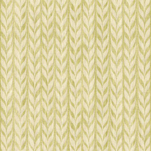 Ashford Geometrics Green and Cream Graphic Knit Wallpaper