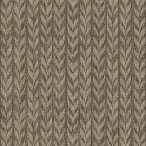 Ashford Geometrics Brown and Grey Graphic Knit Wallpaper