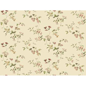 Keepsake Wild Flower Trail Wallpaper