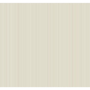 Williamsburg III Somerset Strié Beige Removable Wallpaper
