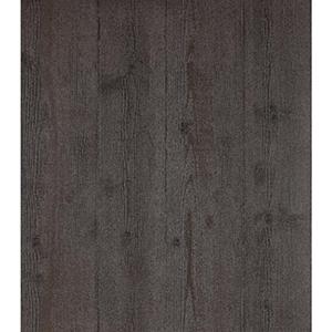 Modern Rustic Raven Black Wallpaper