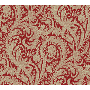Tailored Red Wallpaper