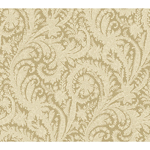 Tailored Beige Wallpaper