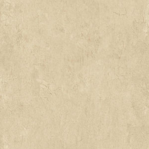 Handpainted III Silver and Beige Floral Spray Texture Wallpaper