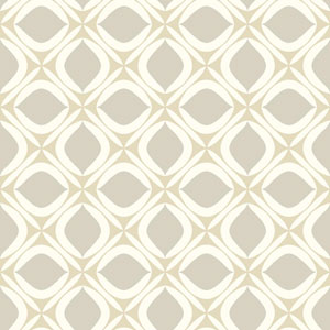Pattern Play Foxy Wallpaper