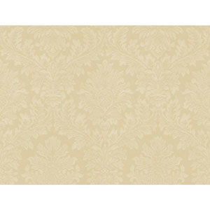 Opal Essence Ecru Tapestry Damask Wallpaper