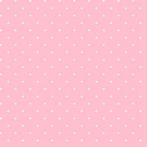 Cool Kids Blush Pink and Snow Dot Wallpaper