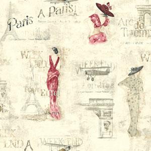 Europa II Weekend In Paris Prepasted Wallpaper