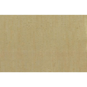 Organic Cork Prints Plain Bamboo Metallic Wallpaper