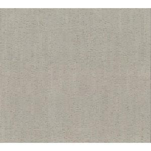 Organic Cork Prints Plain Bamboo Metallic Wallpaper