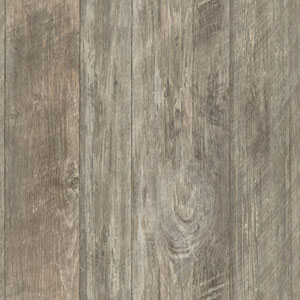 Rustic Living Rough Cut Lumber Brown Wallpaper